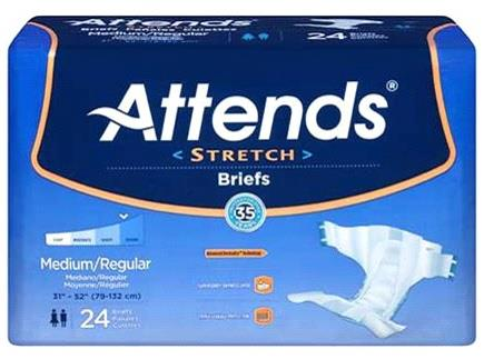 Diaper Galore - Types of Adult Briefs